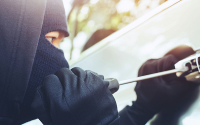 Frequency of Vehicle Thefts Increased in 2020